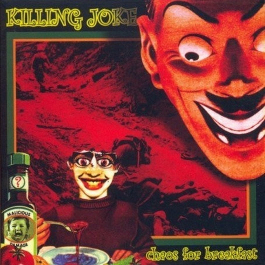 Killing Joke - Chaos For Breakfast - 5CD Boxset