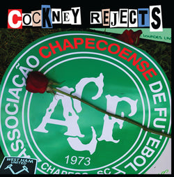 Cockney Rejects-Chapecoense/The Outfit-Boss Of Bosses Split 7