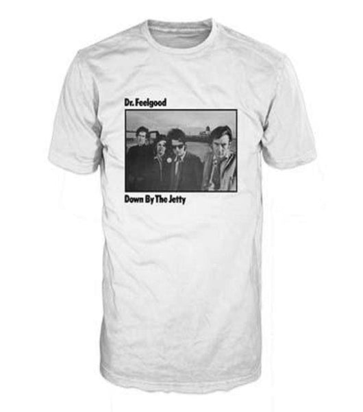 Dr Feelgood - Down By The Jetty - T Shirt