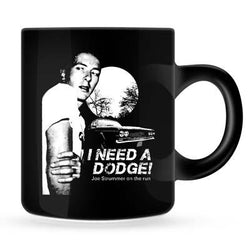 Joe Strummer - I Need A Dodge Mug