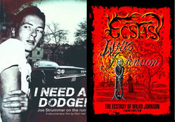 *2 DVD SALE* I Need A Dodge Deluxe Edition DVD & The Ecstasy Of Wilko Johnson DVD