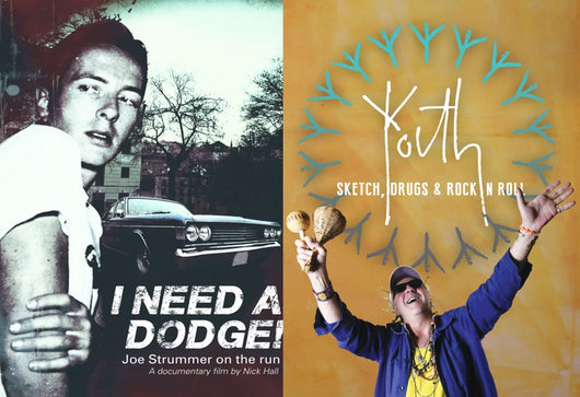 *2 DVD SALE* I Need A Dodge Deluxe Edition DVD & Youth - Sketch, Drugs & Rock N Roll DVD