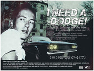 Joe Strummer - I Need A Dodge - Film Poster