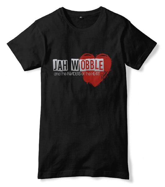 Jah Wobble & The Invaders Of The Heart - T Shirt