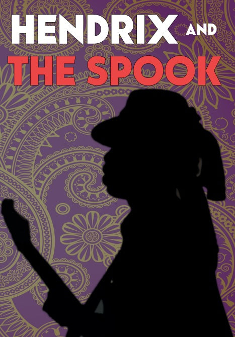 Hendrix And the Spook  - DVD