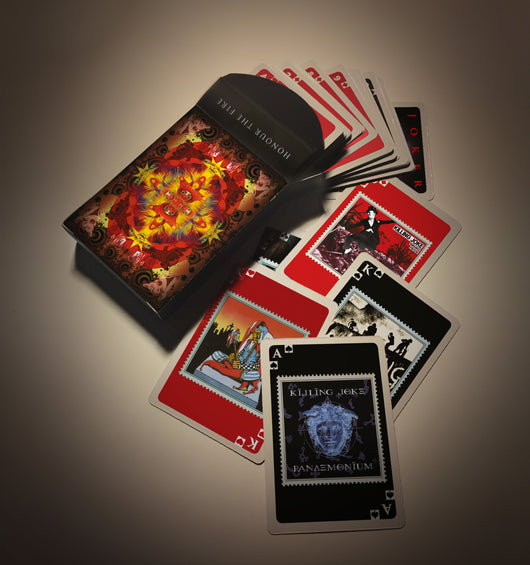 Killing Joke Playing Cards