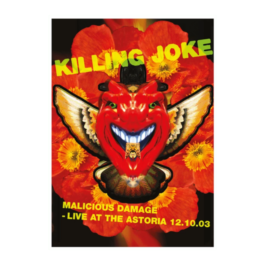 Killing Joke - Malicious Damage - A3 Poster