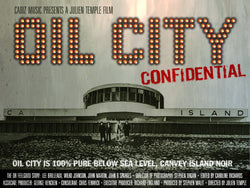 Dr Feelgood - Oil City Confidential - Film Poster