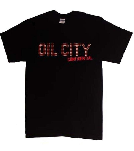 Oil City Confidential Movie T-Shirt