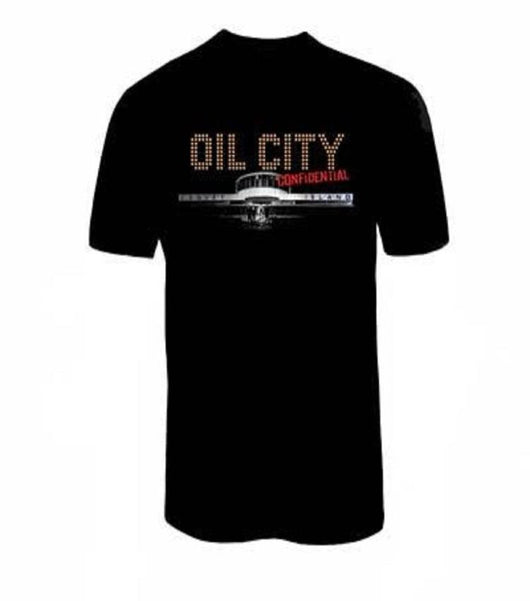 Oil City Confidential Labworth Movie T-Shirt