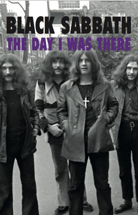 Black Sabbath - The Day I Was There - Released 11/12/20