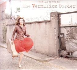 Viv Albertine - The Vermillion Border - Coloured 2LP Vinyl
