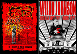*2 DVD SALE* The Ecstasy Of Wilko Johnson DVD & Wilko Live At Koko DVD