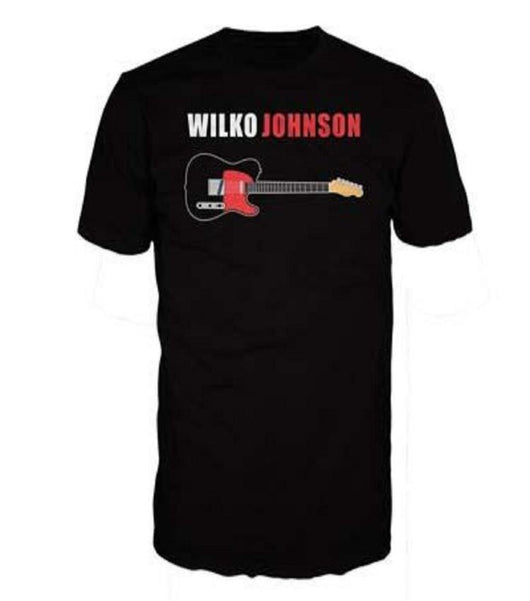Wilko Johnson - Telecaster - T-Shirt