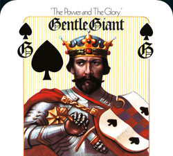 Gentle Giant - Power & The Glory - Vinyl LP - Damaged Sleeve