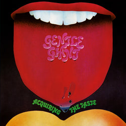 Gentle Giant - Acquiring The Taste - LP Vinyl