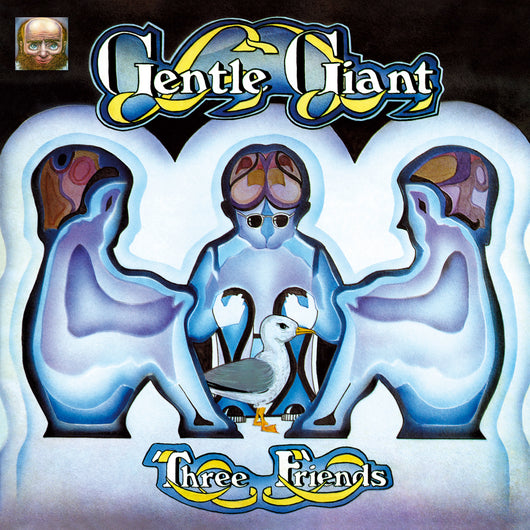 Gentle Giant - Three Friends - LP Vinyl