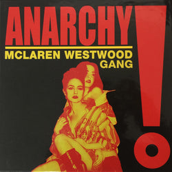 ANARCHY! - Mclaren Westwood Gang DVD