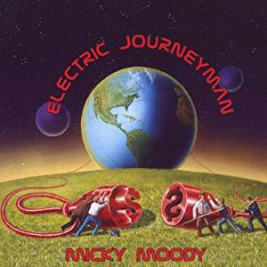 Micky Moody - Electric Journeyman - CD
