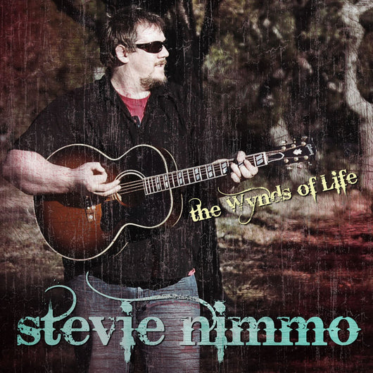 Stevie Nimmo - The Wynds Of Life - CD