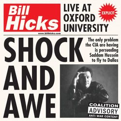 Bill Hicks - Shock And Awe CD