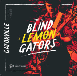 Blind Lemon Gators - Gatorville - CD
