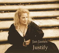 Jan James - Justify - CD - Released 27/03/2020