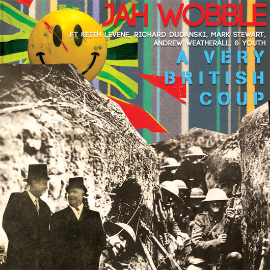 Jah Wobble & Very British Coup 12