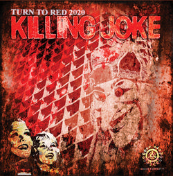 Killing Joke - Turn To Red 2020 Ltd Ed 12