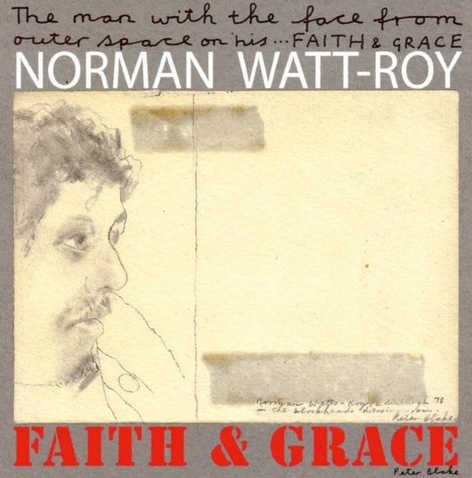 Norman Watt-Roy - Faith & Grace CD