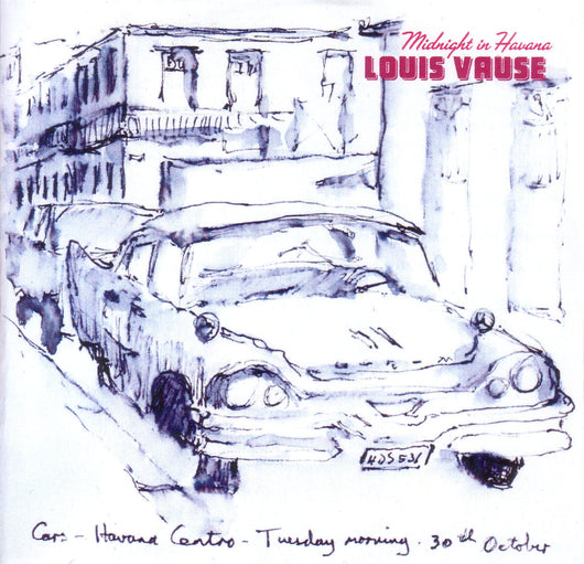 Louis Vause - Midnight In Havana - CD