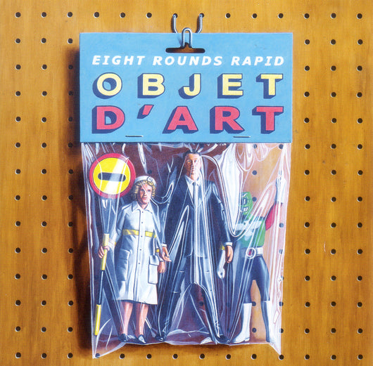 Eight Rounds Rapid - Objet D'Art - CD