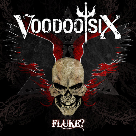 Voodoo Six - Fluke - CD
