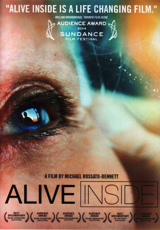 Alive Inside - DVD - Opened Copy