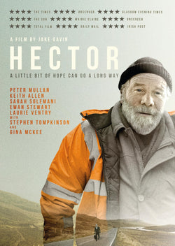 Hector (Movie)  - DVD - Opened Copy