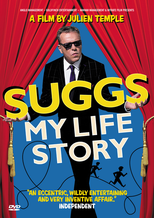 Suggs - My Life Story - DVD - Opened Copy
