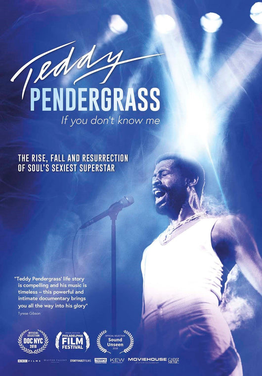 Teddy Pendergrass  If You Don't Know Me - DVD