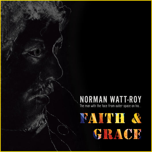 Norman Watt-Roy - Faith And Grace - Solid Red Vinyl LP