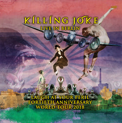 Killing Joke - Live In Berlin - 3LP Vinyl