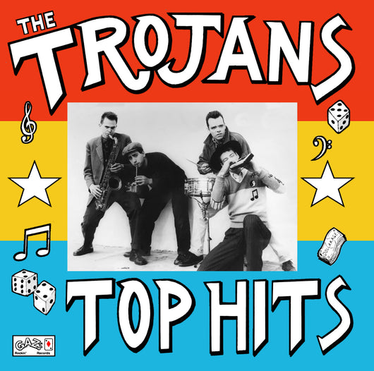 The Trojans - Top Hits - LP - Signed Versions