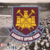"Cockney Rejects - Goodbye Upton Park- 7"" - Signed Copies"