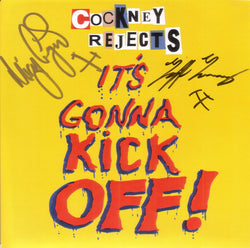 Cockney Rejects - It's Gonna Kick Off - 7