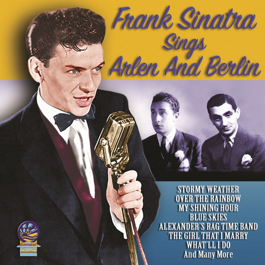 Frank Sinatra - Sings Arlen And Berlin - CD