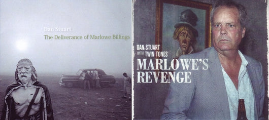 Dan Stuart - The Deliverance Of Marlowe Billings & Marlowe's Revenge - CD