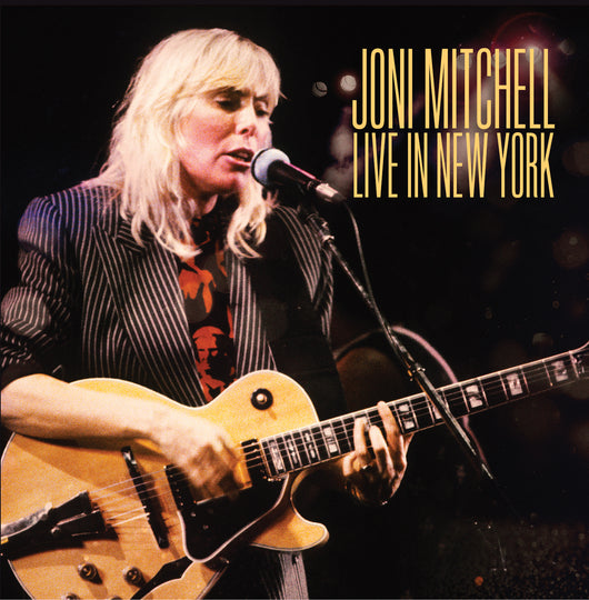 Joni Mitchell - Live In New York - CD
