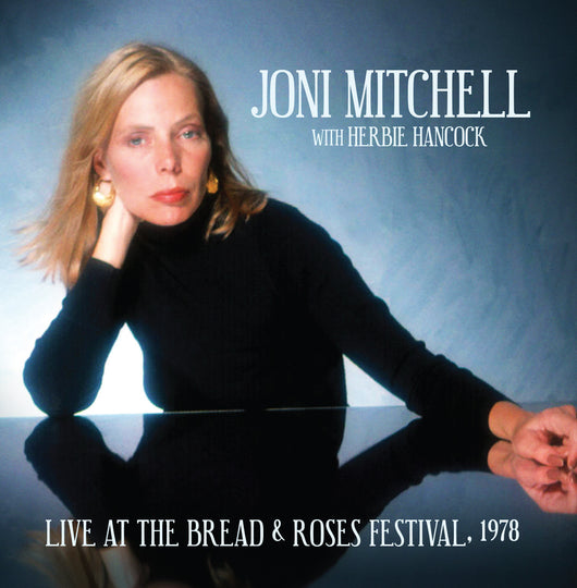 Joni Mitchell with Herbie Hancock - Live At The Bread & Roses Festival, 1978 - CD