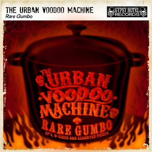 Urban Voodoo Machine - Rare Gumbo CD