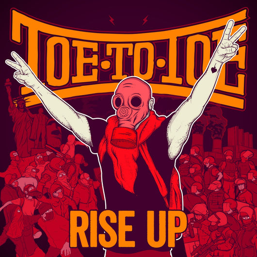 Toe To Toe (Aussie Hardcore) - Rise Up - CD