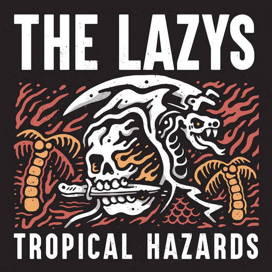 The Lazys - Tropical Hazards - CD