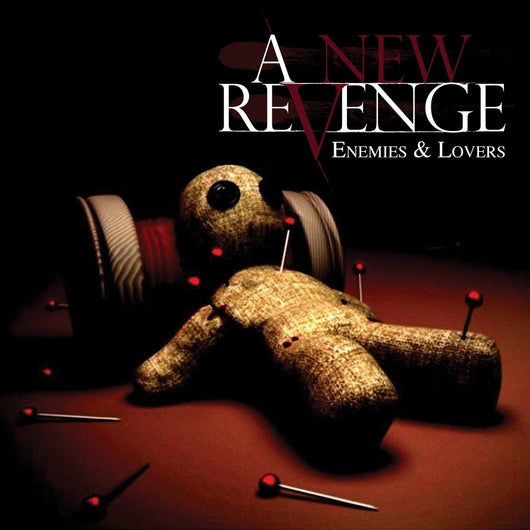 A New Revenge (Ripper Owens & James Kottak) - Enemies & Lovers - Vinyl LP